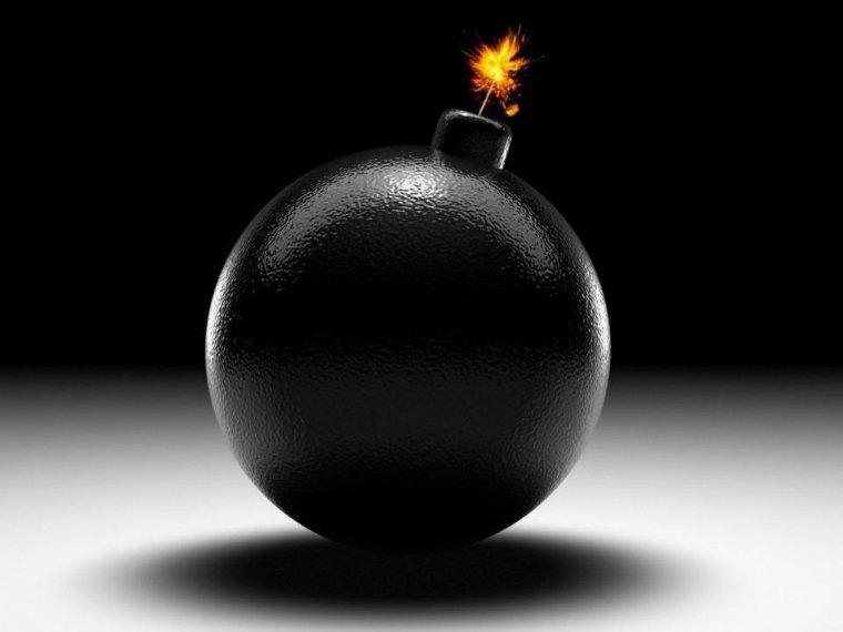В полицию Баложи принесли фальшивую бомбу