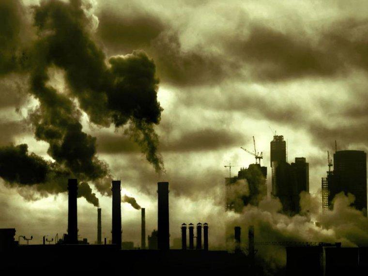Латвийцы выделяют слишком много углекислого газа