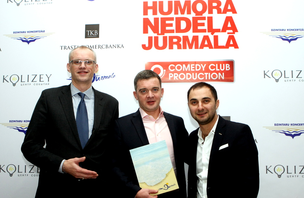 Comedy Club уходит из Юрмалы