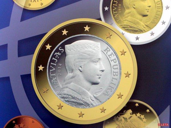 Банк Латвии выпустит две памятные монеты