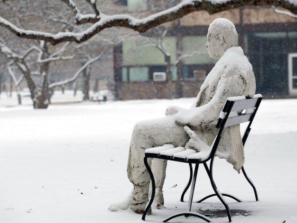 Этой зимой в Латвии замерзло 58 человек