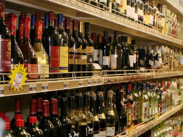 В Риге ужесточают ночную торговлю алкоголем