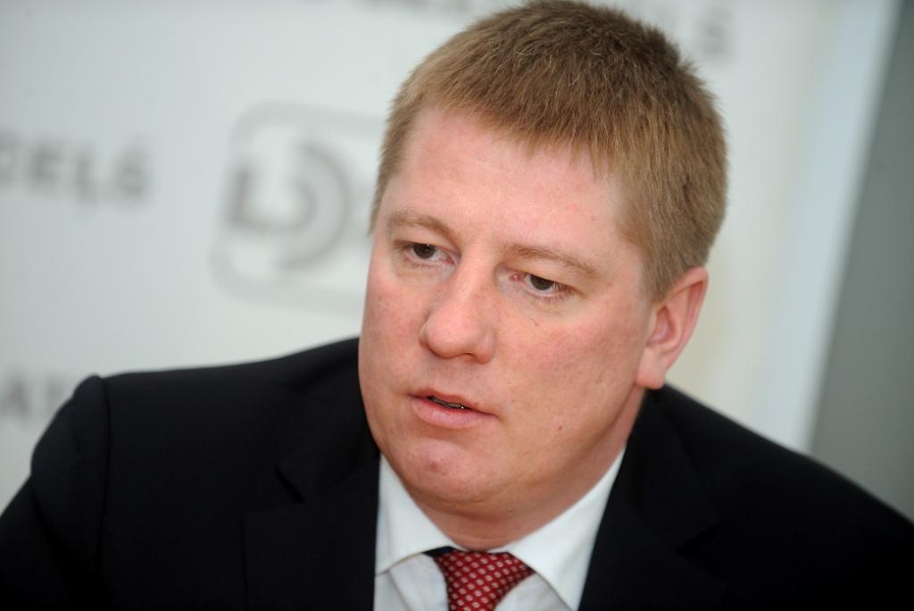 Матисс: надо развивать грузоперевозки между Минском и Ригой