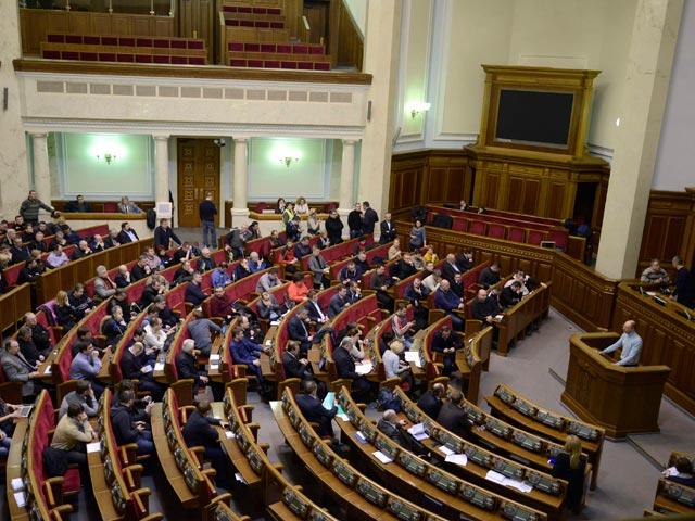 Украина приняла бюджет на 2015 год