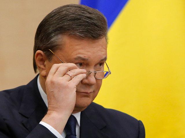 Россия отказалась выдавать Януковича Киеву