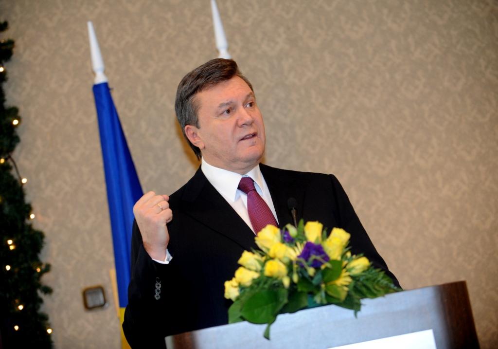 Янукович обжаловал в суде ЕС незаконное отстранение от власти