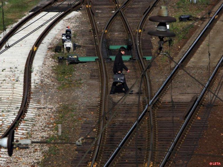 Эксперт: железная дорога в Латвии — на уровне прошлого века