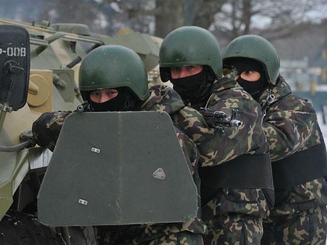 В Нальчике проходит спецоперация: ликвидированы боевики (дополнено)