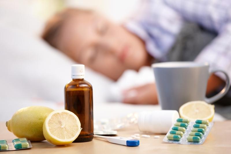 В первую неделю года зарегистрировано 52 случая гриппа