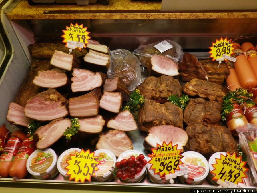 Мясокомбинат Nākotne: латвийский рынок исчерпан