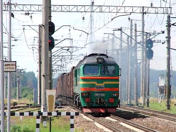 Латвия и Украина обсудили возможность железнодорожных перевозок