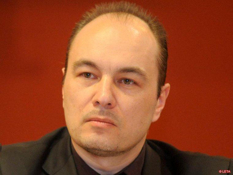 Парадниекс: всё это происки кремлевских шакалов