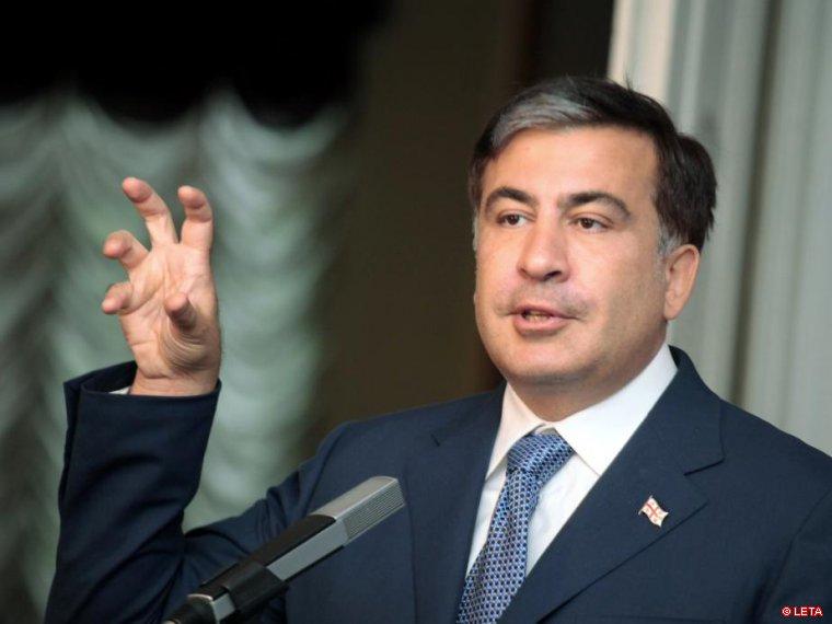 Саакашвили хочет возглавить Антикоррупционное бюро Украины