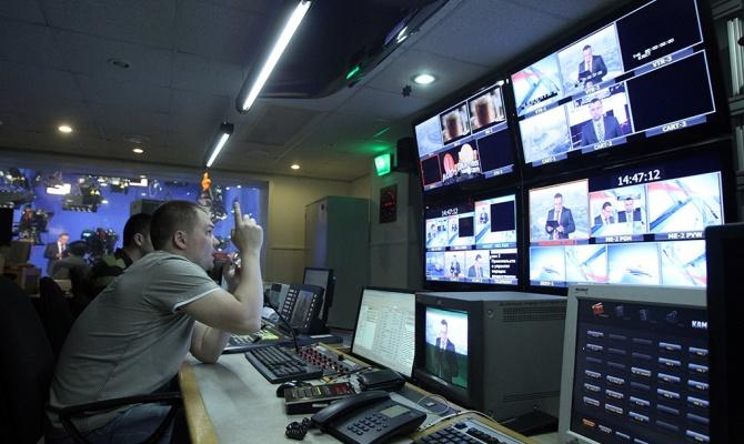 В Литве запретят вещание двух российских телеканалов