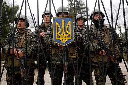 Украина укрепляет блок-посты вокруг Киева