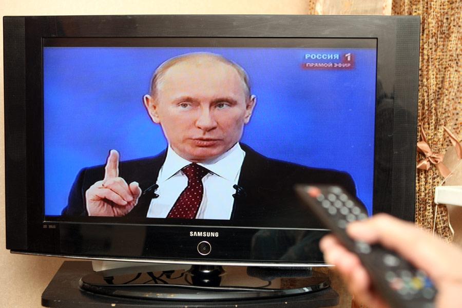 Литва готовит «план борьбы с российской пропагандой»