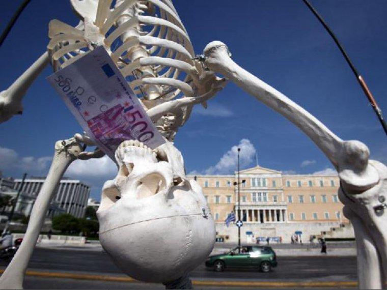 Европейский Центробанк не простит долг Греции