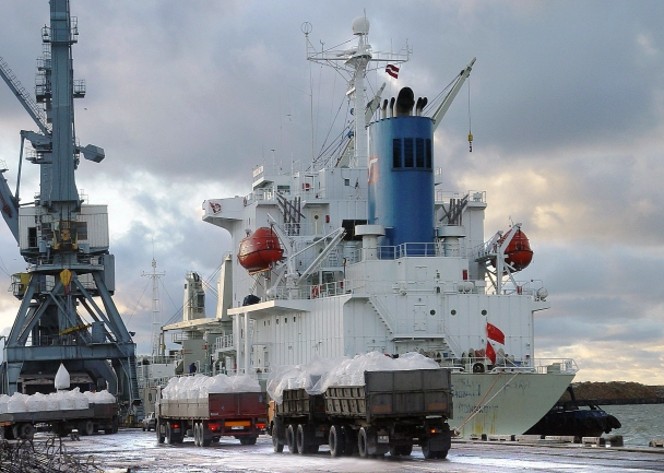 В этом году Лиепайский порт планирует увеличить оборот на 19%