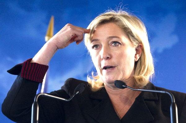 Марин Ле Пен: ошибки правительства сделали возможными теракты во Франции