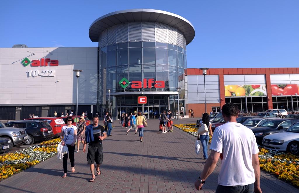 Торговые центры Alfa и Origo будут расширены