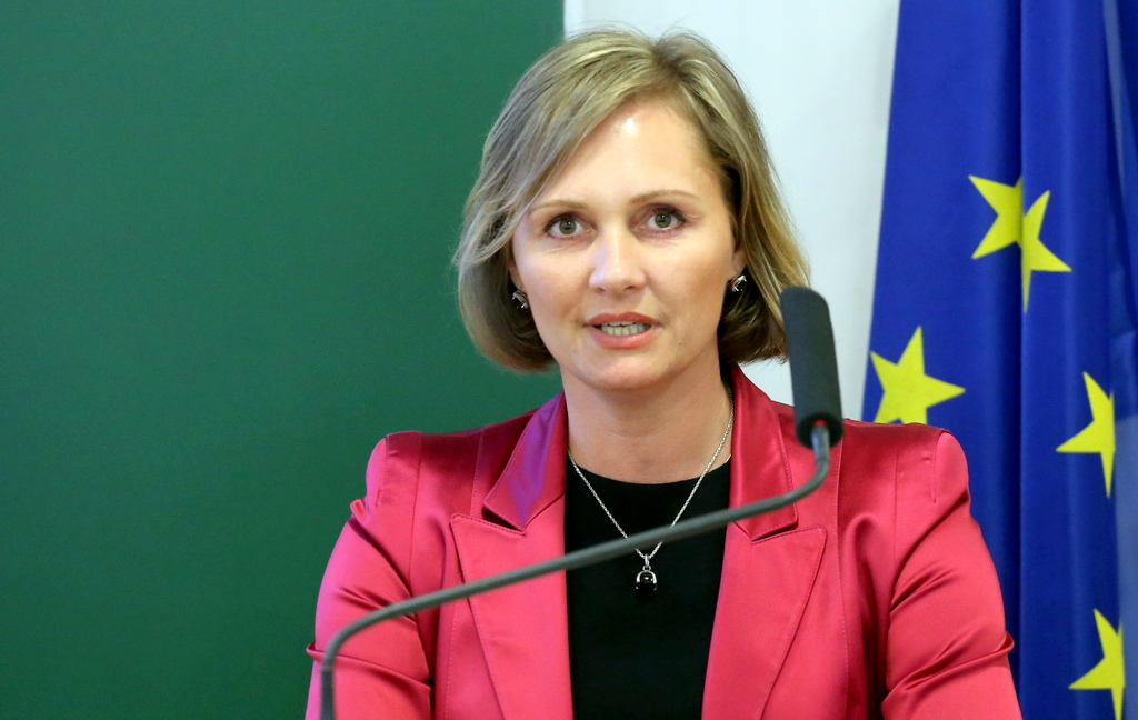 Брока уйдет с должности члена правления «Latvijas Gaisa satiksme»
