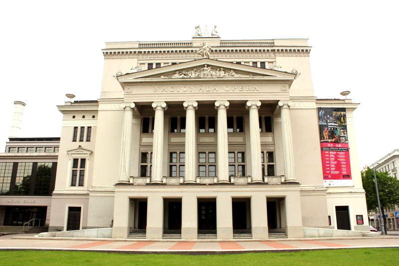 Латвийская Национальная опера поставила спектакль о Холокосте