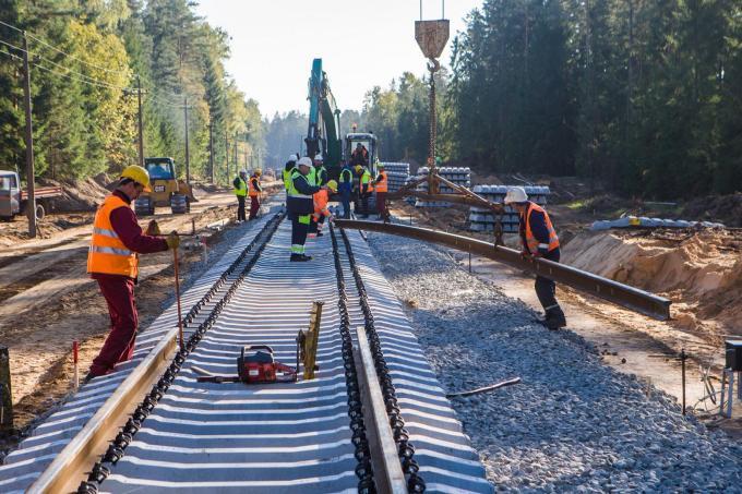 Latvijas dzelzceļš получило кредит на улучшение инфраструктуры