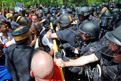 В Чикаго задержаны около 100 работников McDonald's