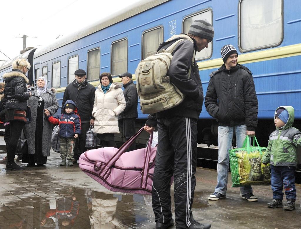 Беженцы из Ливии и Сирии отправятся в страны Балтии