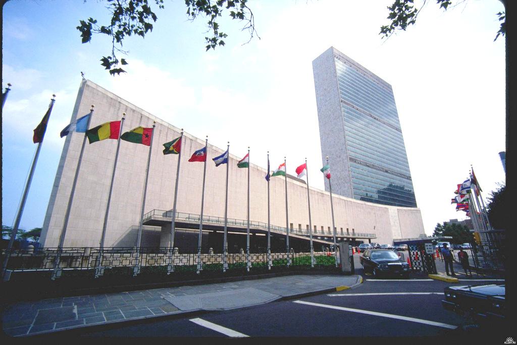 Ветеран ВОВ с трибуны ООН призвал бороться с экстремизмом