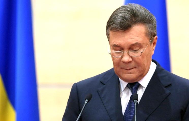Бывшего президента Украины разыскивает «Интерпол»