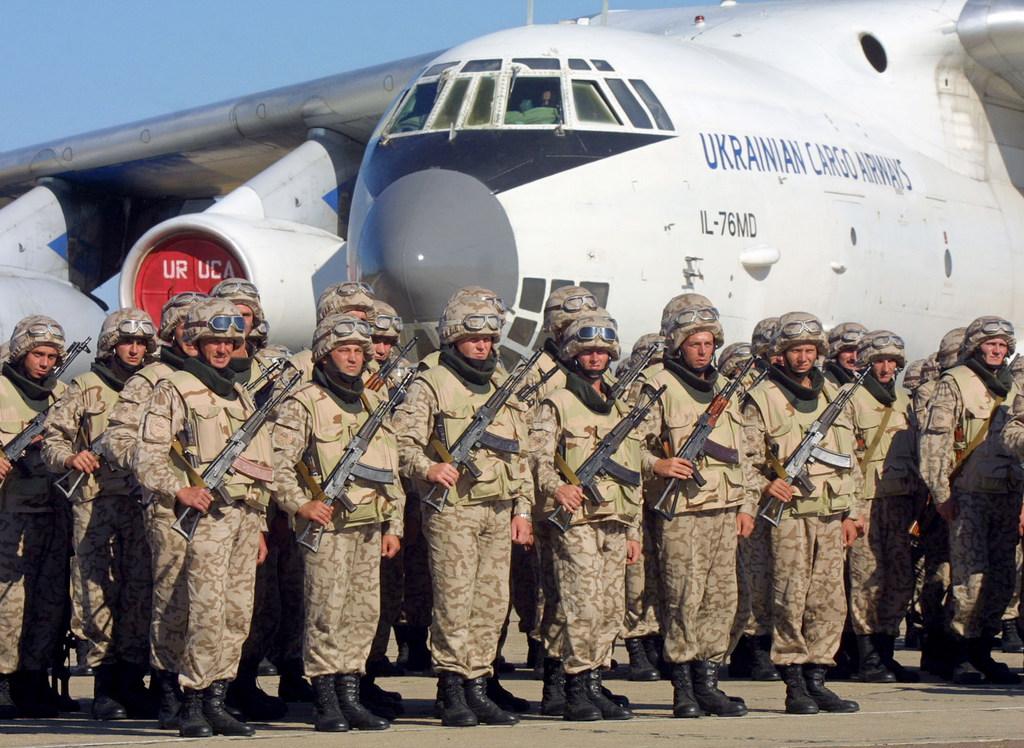 В МИД РФ не исключают введения на Украину миротворцев ООН