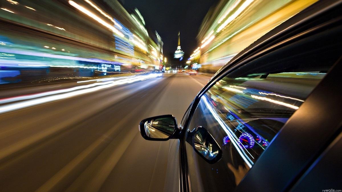 Разрешено ездить со скоростью до 100 км/ч
