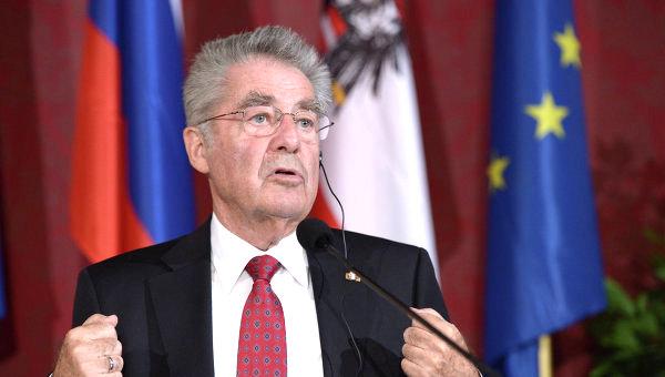 Во время визита президента Австрии в Риге будет ограничено движение