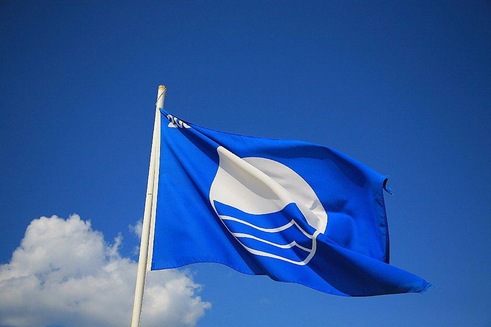В Вентспилсе поднимут Синий флаг