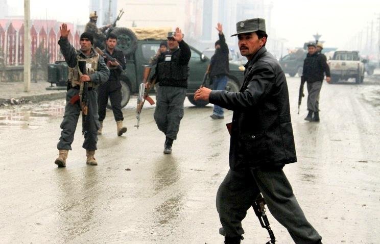 Возле границ Таджикистана концентрируются боевики