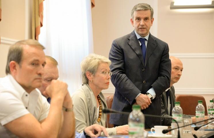 МИД Белоруссии анонсировал встречу контактной группы по Украине