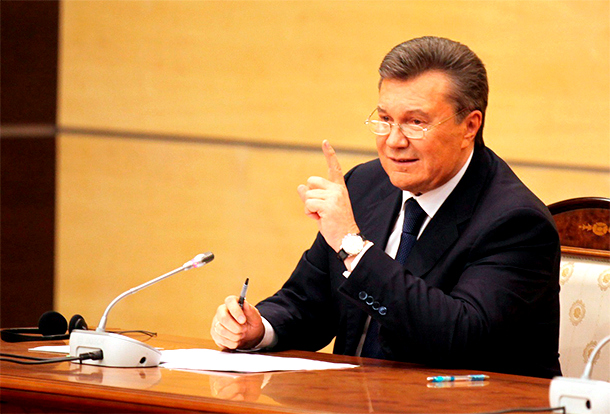 Виктора Януковича лишили статуса президента Украины