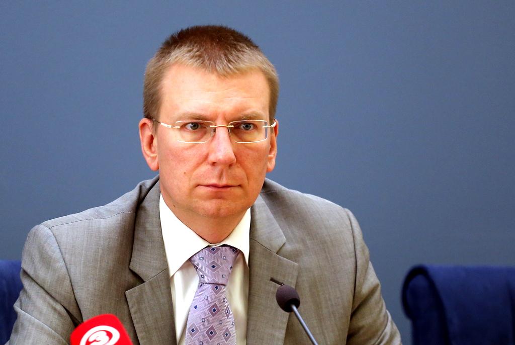 Ринкевич: Латвия поддержит Украину и постарается удержать РФ от дальнейшей агрессии