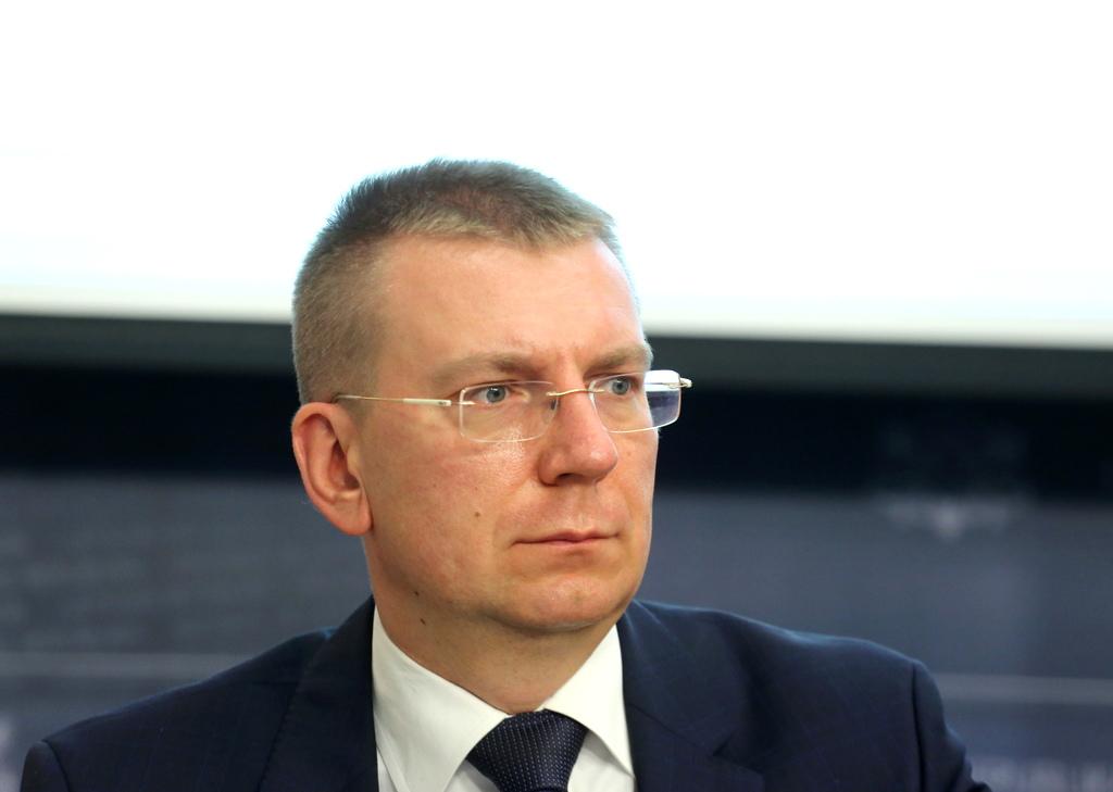 Ринкевич в США будет обсуждать вопросы безопасности в Европе