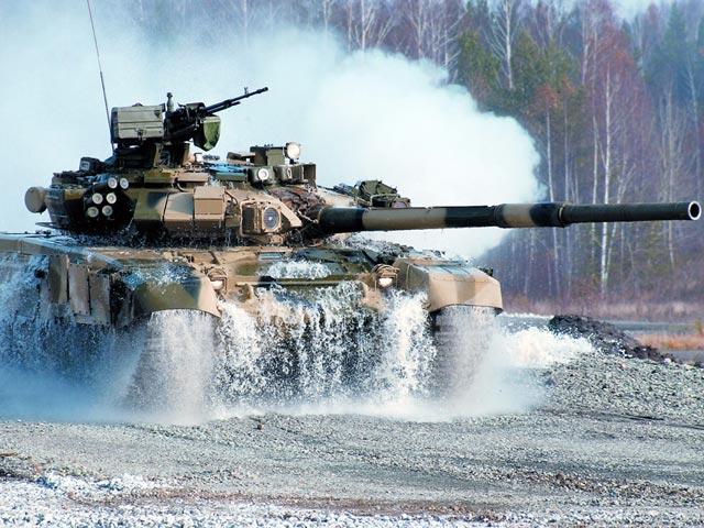 Корейские танки собирались из поддельных запчастей