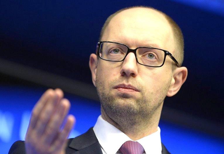 Яценюк обвинил Россию в краже 300 кг крымского золота