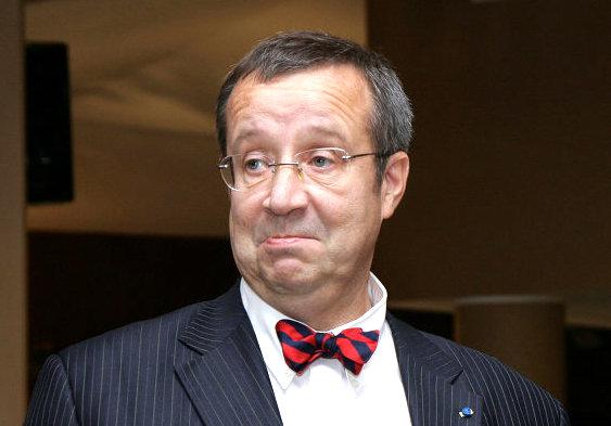 Ильвес: НАТО нельзя считать Эстонию «тупыми недочеловечками с Востока»