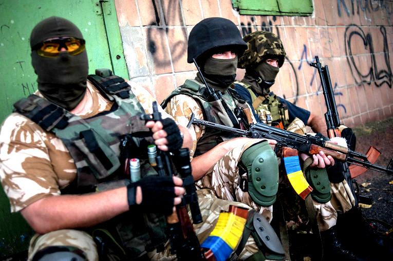 Рада разрешила военным применять оружие против дезертиров