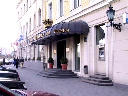 Рижские гостиницы приняли 382 тысячи туристов