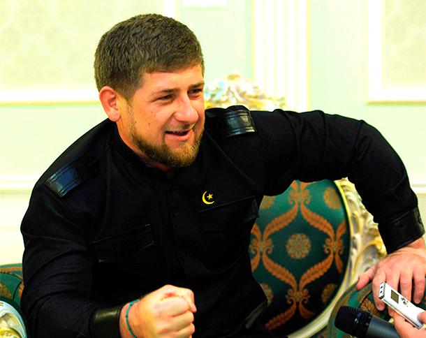 Кадыров рассказал о потере веры в Деда Мороза