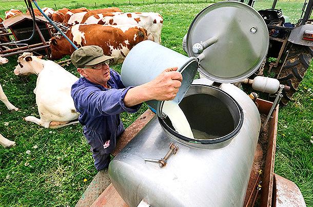 Еврокомиссия оштрафует латвийских молочников на 2 миллиона
