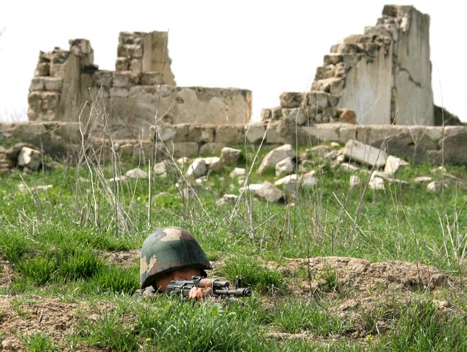 Азербайджан готовится к войне с Нагорным Карабахом