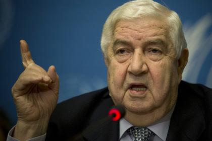 Сирия записала себя в союзники США