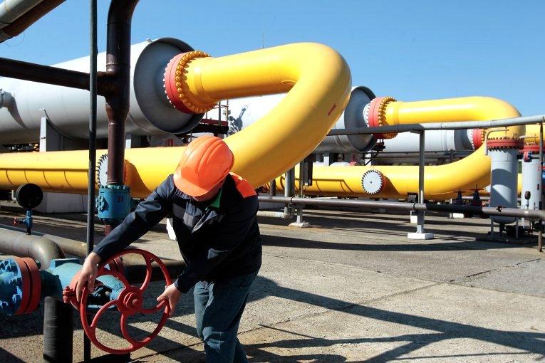 Украина планирует на этой неделе купить у России 1 млрд кубометров газа